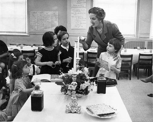 Nursery School Pover Celebration
